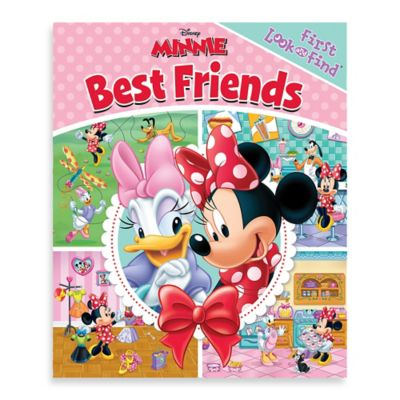 Disney® Minnie Mouse Best Friends My First Look and Find® Board Book
