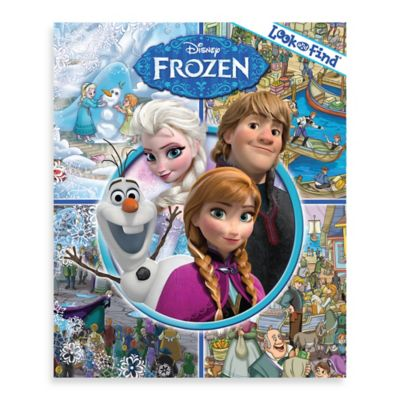Disney® Frozen Look and Find® Book