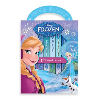 Disney® Frozen My First Look and Find® Board Book Library