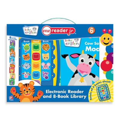 Books > Baby Einstein Me Reader Jr. Electronic Reader and 8-Book Set