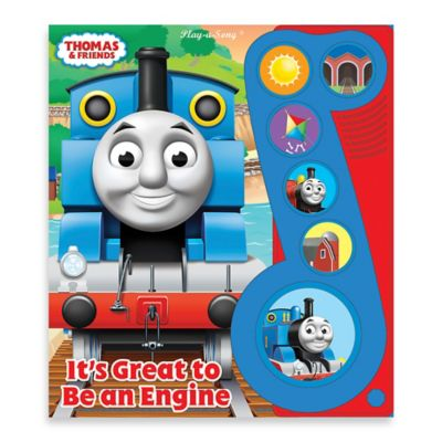 """Thomas and Friends: It's Great to Be an Engine"" Song Book by Editors of Publications International"