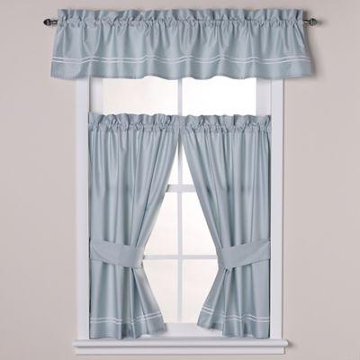 Cotton Wamsutta Window Panels