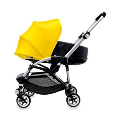 Bugaboo Bee3 Stroller Base in Aluminum