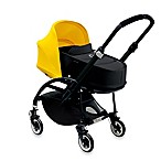 Bugaboo Bee3 Stroller Base in Black and Accessories