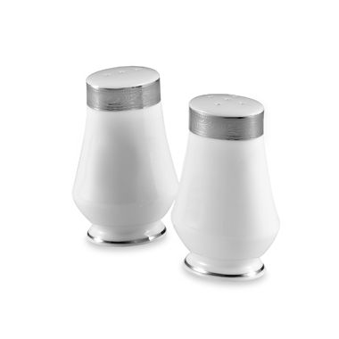 Mikasa® Crown Jewel Platinum Salt and Pepper Set