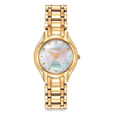 Ladies Eco-Drive Silhouette