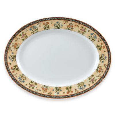 15 14 Oval Platter
