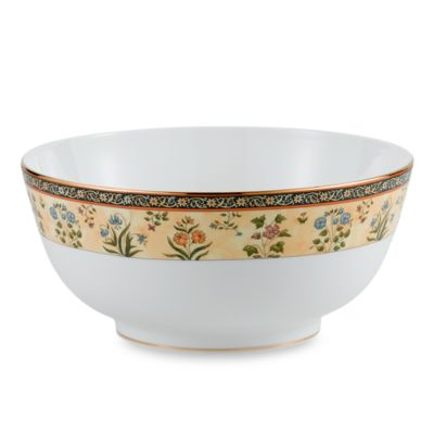 Wedgwood® India 10-Inch Salad Bowl