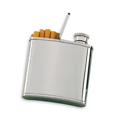 Wilouby 2 oz. Cigarette Flask