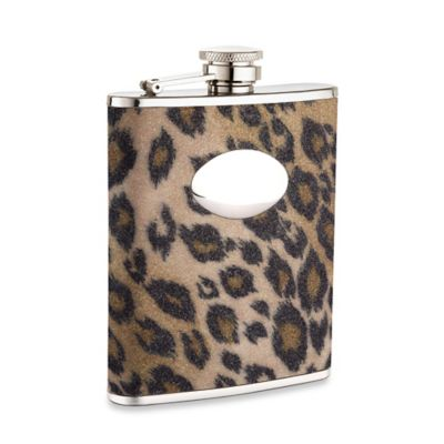 Leopard Bridal Party Gifts