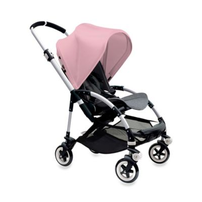Bugaboo Bee3 Extendable Sun Canopy in Soft Pink