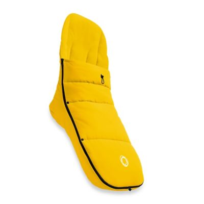 Bugaboo Footmuff in Bright Yellow