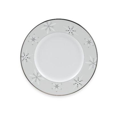 Lenox® Federal Platinum Snowflake Accent Plate