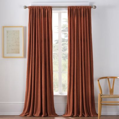Buy Spice Curtain Panels From Bed Bath Amp Beyond