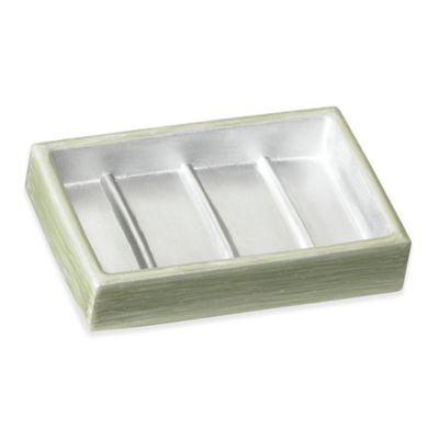 Mike & Ally Studio™ Venetian Soap Dish in Fine Silver