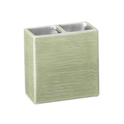 Mike & Ally Studio™ Venetian Toothbrush Holder in Fine Silver