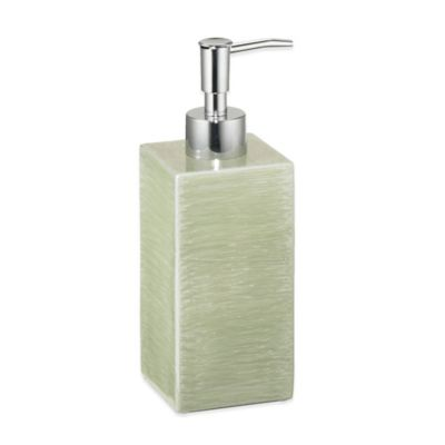 Mike & Ally Studio™ Venetian Lotion Dispenser in Fine Silver