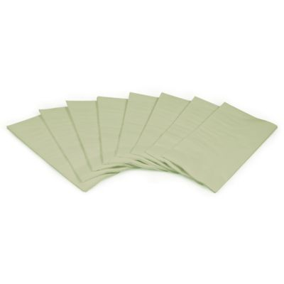Creative Bath 2-Ply100-Count Guest Towels in Green Tea