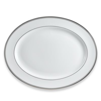 Lenox® Murray Hill 16-Inch Oval Platter