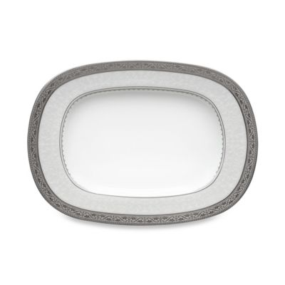 Odessa Platinum Butter/Relish Tray