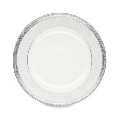 Noritake® Odessa Platinum Dinner Plate