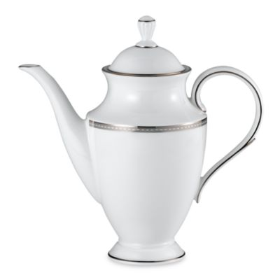 Lenox® Murray Hill 48-Ounce Coffeepot