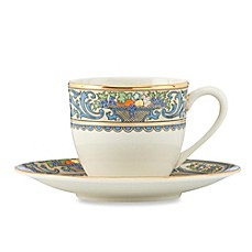 Lenox® Autumn® Demitasse Cup and Saucer