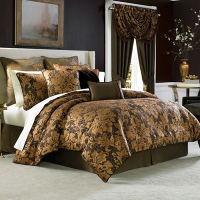 Croscill® Monique Queen Comforter Set