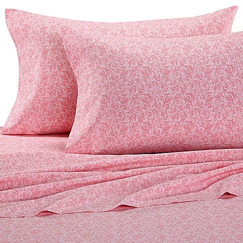 Buy Betsey Johnson Punk Princess King Sheet Set In Pink