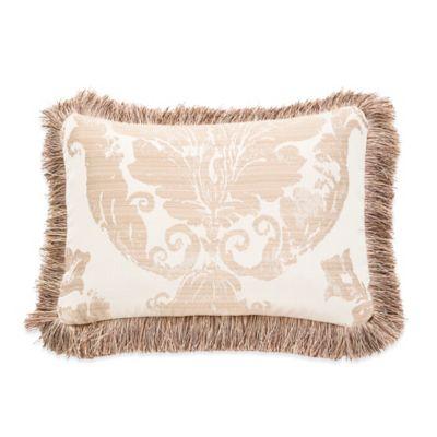 Michael Amini® Marbella Pieced Reversible Oblong Throw Pillow