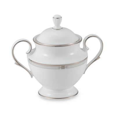 Lenox® Westerly Platinum Sugar