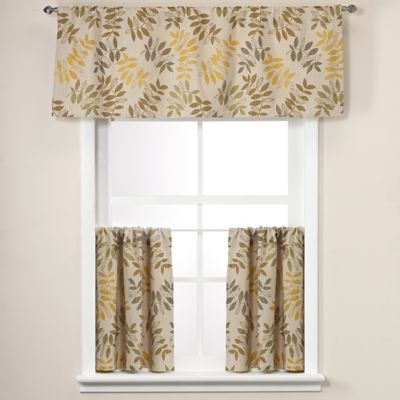 Crypton® Hudson Valance in Taupe