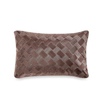 Wamsutta Carlisle Basketweave Oblong Throw Pillow - Bed Bath & Beyond