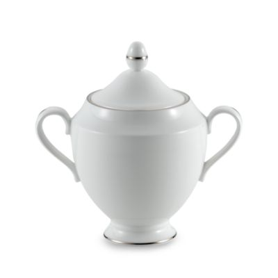 Wedgwood® Signet Platinum Sugar Bowl