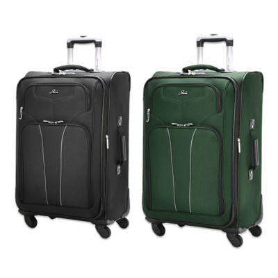 Skyway® Luggage Sigma 4.0 24-Inch Expandable Spinner in Midnight Green