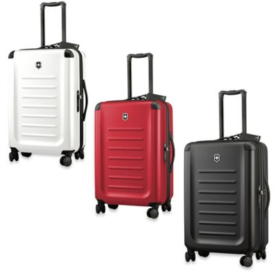 Spectra 8-Wheel 26-Inch Travel Case in Black
