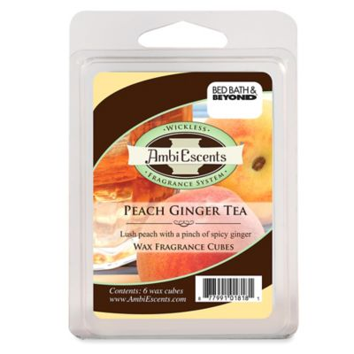 Peach Ginger Tea Fragrance Cubes