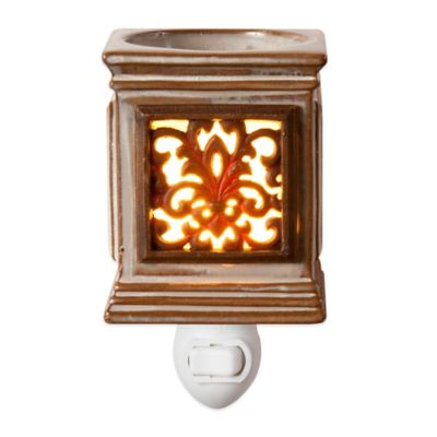 Buy Nature S Stone Ceramic Plug In Night Light Wax Warmer