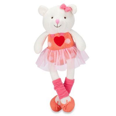 Elegant Baby® Knittie Bittie Ballerina Bear