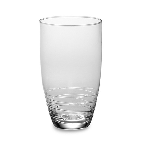 Mikasa® Swirl Highball Glass in Clear