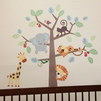 Lambs & Ivy Nursery Decor
