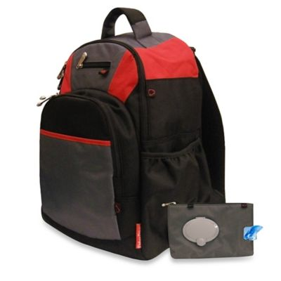 Fisher-Price Backpack With Red Trim