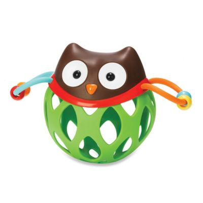 Infant Toys > SKIP*HOP® Explore & More Roll Around Rattle in Owl