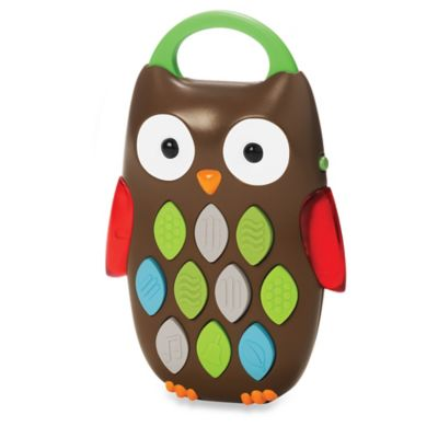 SKIP*HOP® Explore & More Musical Owl Phone
