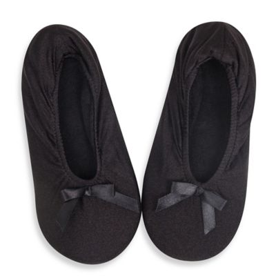 Jacques Moret Size 4-5 Ballet Slippers in Black