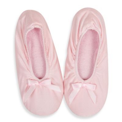 Jacques Moret Size 4-5 Ballet Slippers in Pink
