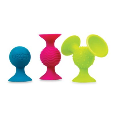 Fat Brain® PipSquigz Teething Toy