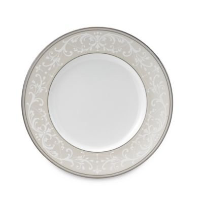 Pearl Symphony 8 3/4-Inch Round Accent Plate