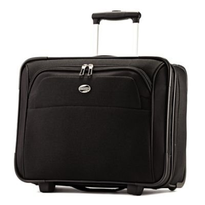 American Tourister® iLite Xtreme Wheeled Boarding Bag in Black