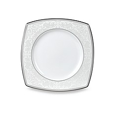 Pearl Symphony 9-Inch Square Accent Plate